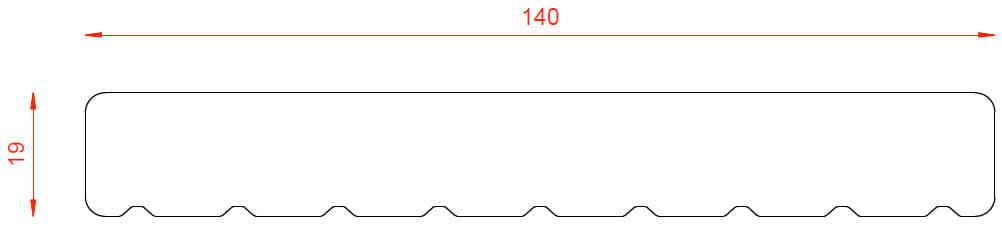 Massieve composiet planken Solid Deck Envirodeck